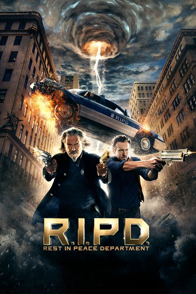 R.I.P.D. cast, synopsis, trailer and photos.