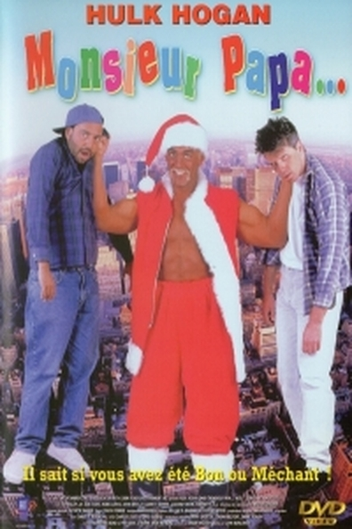 Movies Santa with Muscles poster