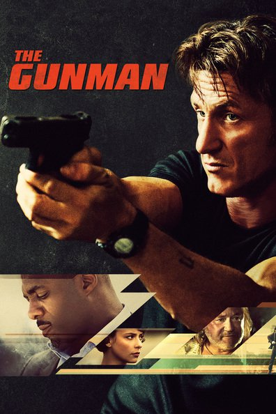 Movies The Gunman poster