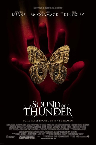 A Sound of Thunder cast, synopsis, trailer and photos.