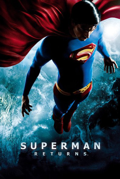 Movies Superman Returns poster