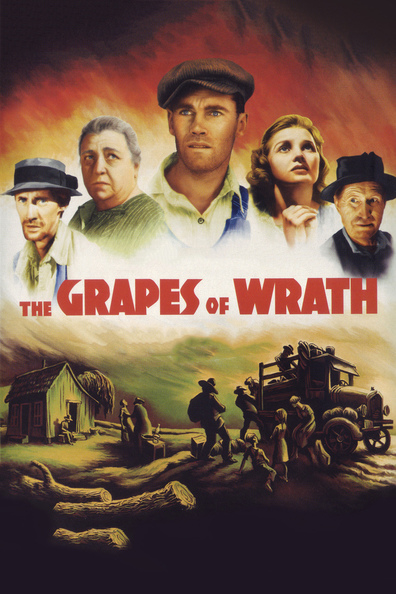 The Grapes of Wrath cast, synopsis, trailer and photos.