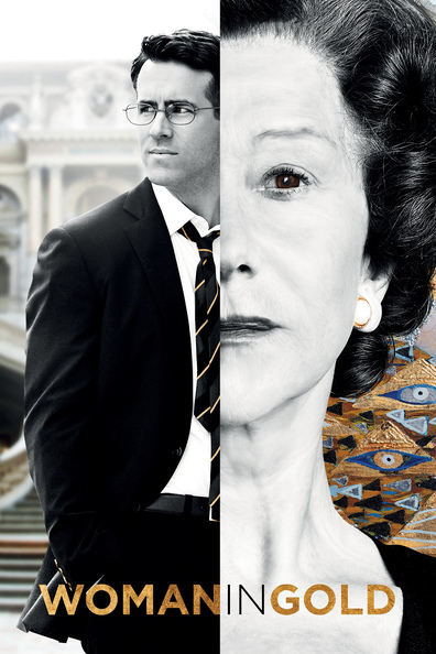 Movies Woman in Gold poster