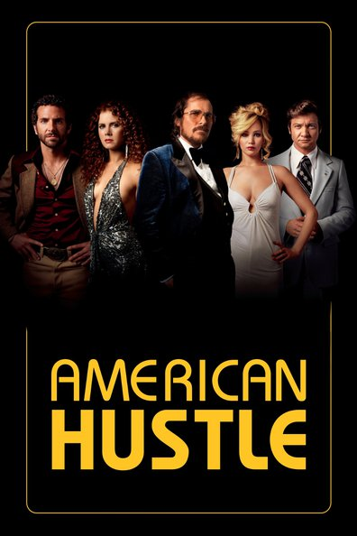 Movies American Hustle poster