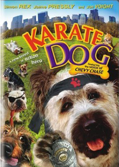 The Karate Dog cast, synopsis, trailer and photos.