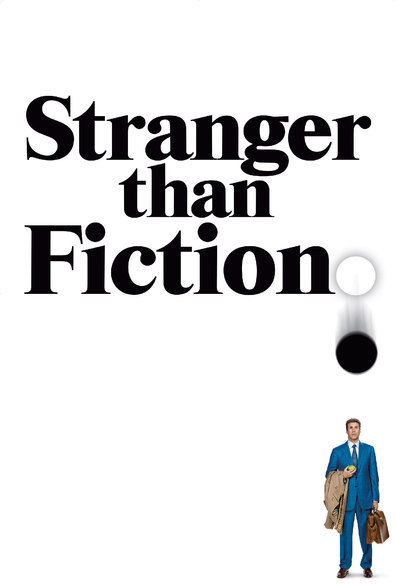 Movies Stranger Than Fiction poster