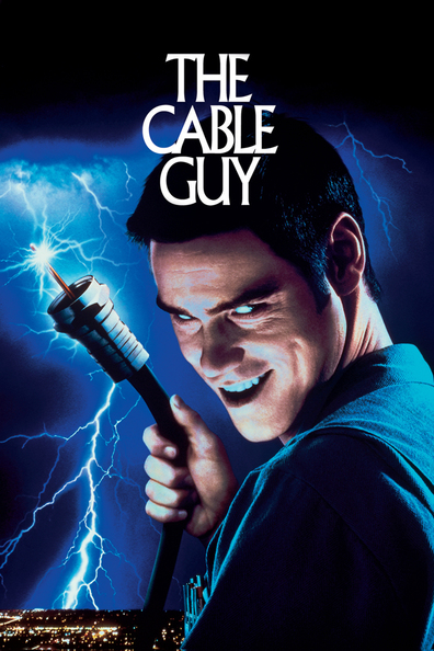 Movies The Cable Guy poster