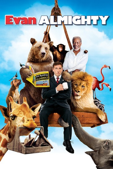 Movies Evan Almighty poster