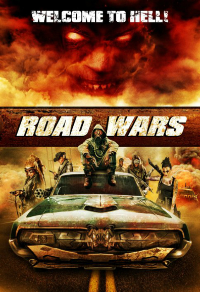Movies Road Wars poster