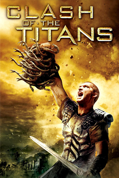 Movies Clash of the Titans poster