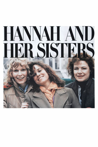 Movies Hannah and Her Sisters poster