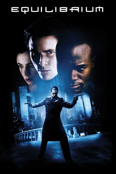 Equilibrium cast, synopsis, trailer and photos.