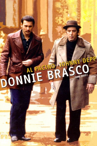 Movies Donnie Brasco poster