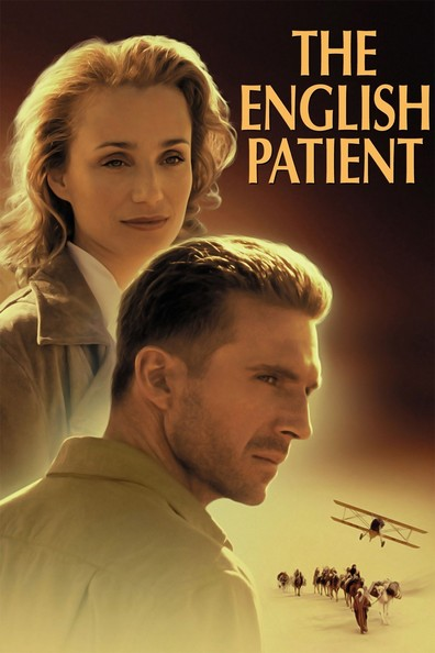 Movies The English Patient poster