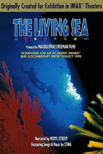 Movies The Living Sea poster