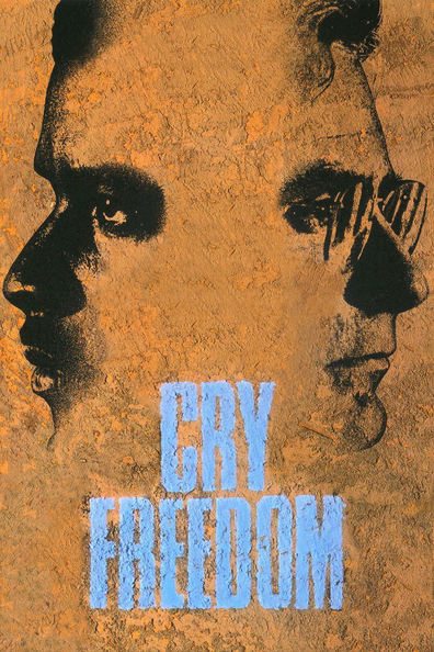 Movies Cry Freedom poster