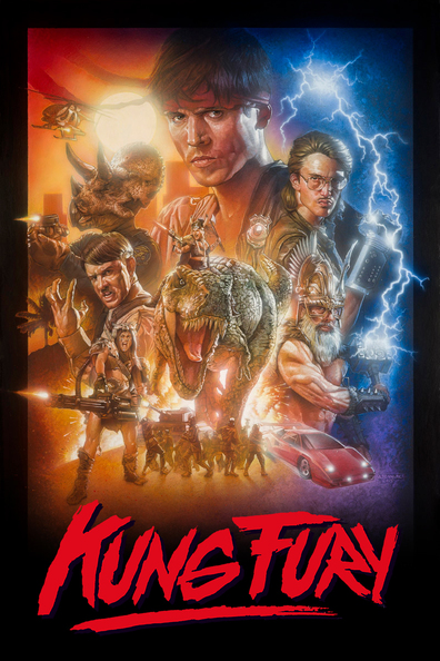Kung Fury cast, synopsis, trailer and photos.