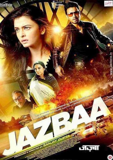 Jazbaa cast, synopsis, trailer and photos.