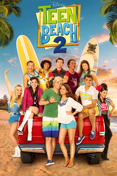 Teen Beach 2 cast, synopsis, trailer and photos.