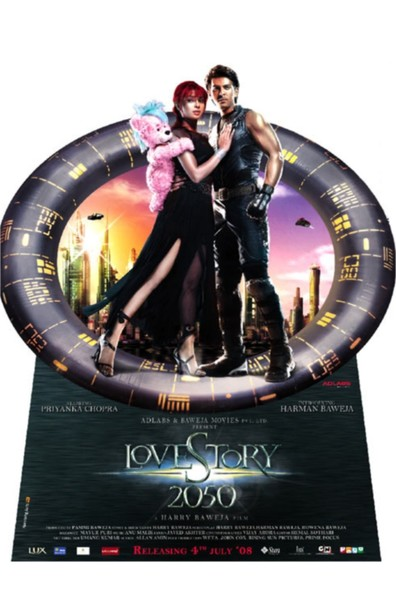 Movies Love Story 2050 poster