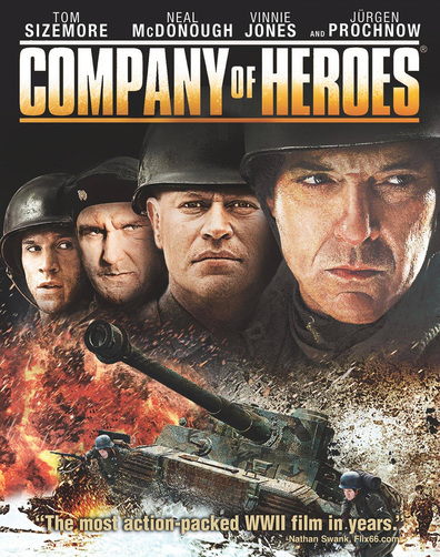 Movies Company of Heroes poster
