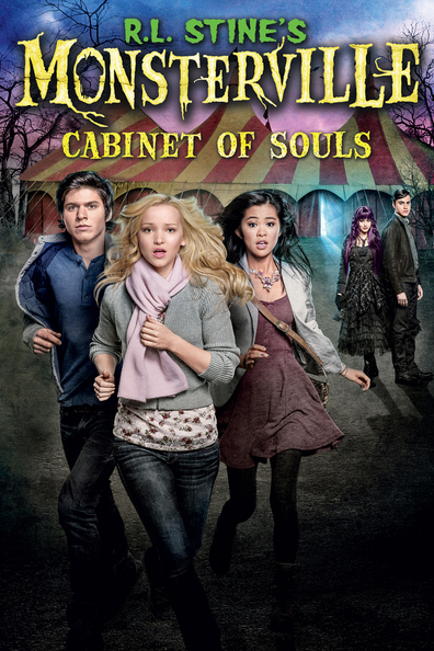Movies R.L. Stine's Monsterville: The Cabinet of Souls poster