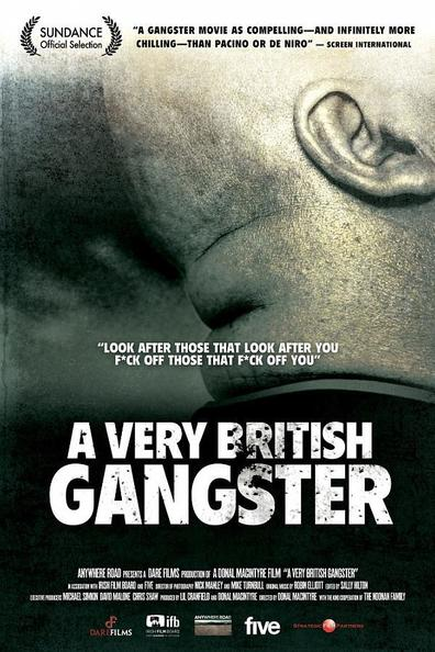 Movies A Very British Gangster poster