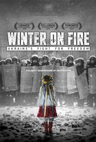 Winter on Fire cast, synopsis, trailer and photos.