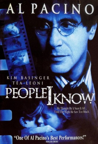Movies People I Know poster