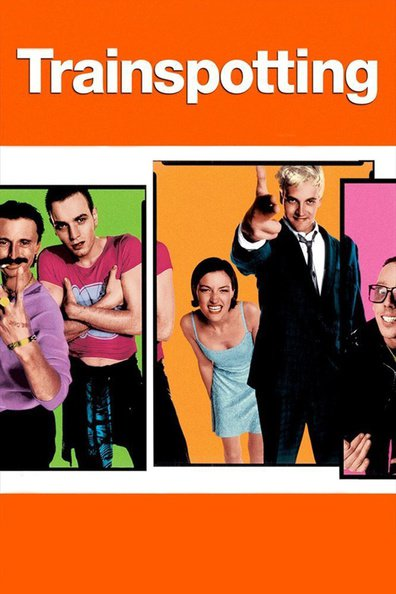 Movies Trainspotting poster