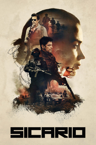 Sicario cast, synopsis, trailer and photos.