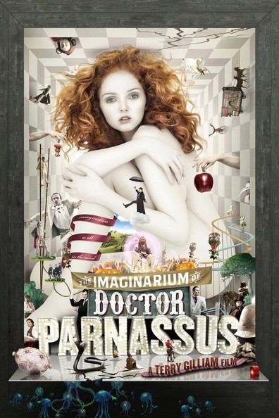 Movies The Imaginarium of Doctor Parnassus poster