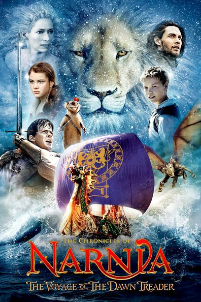 Movies The Chronicles of Narnia: The Voyage of the Dawn Treader poster