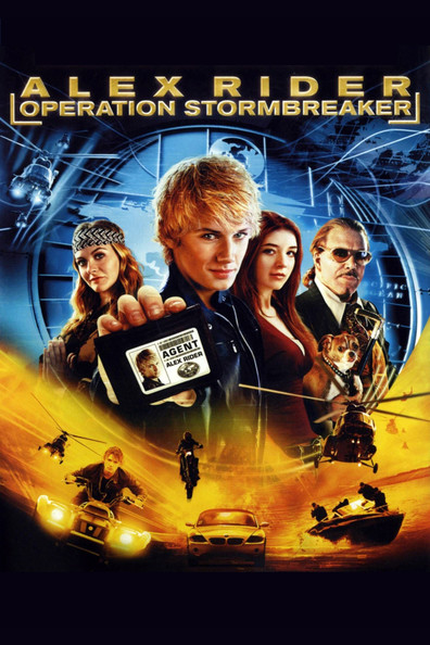 Movies Stormbreaker poster