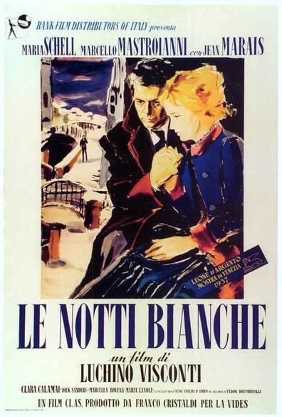 Le notti bianche cast, synopsis, trailer and photos.