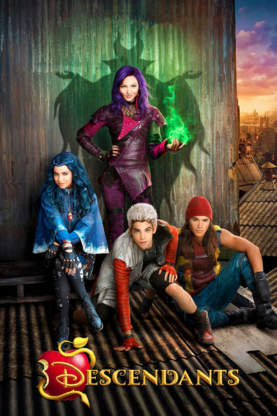 Movies Descendants poster