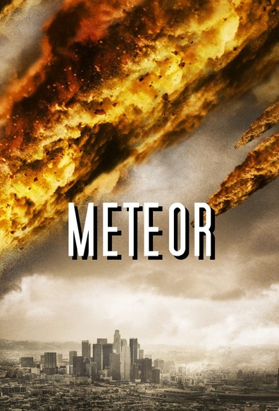 Movies Meteor poster