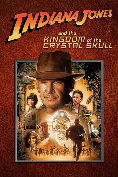 Indiana Jones and the Kingdom of the Crystal Skull cast, synopsis, trailer and photos.