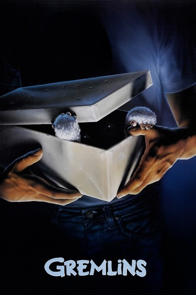 Movies Gremlins poster