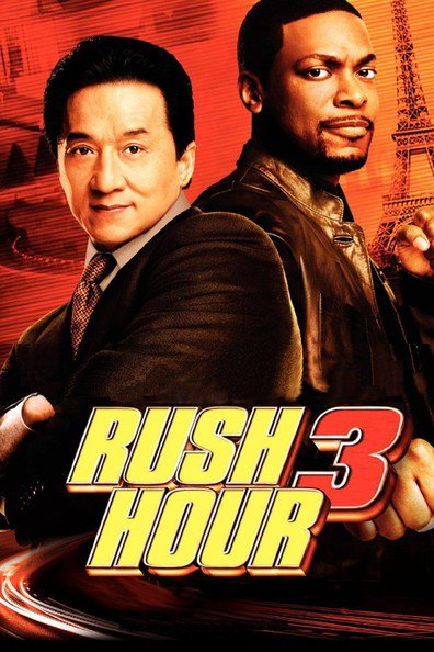 Movies Rush Hour 3 poster