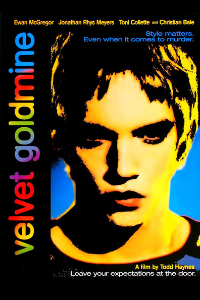 Movies Velvet Goldmine poster