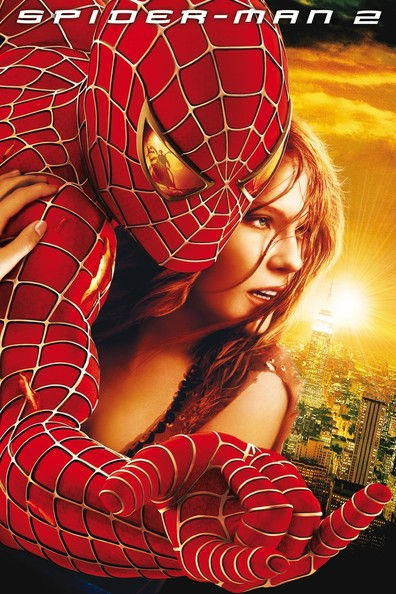 Movies Spider-Man 2 poster