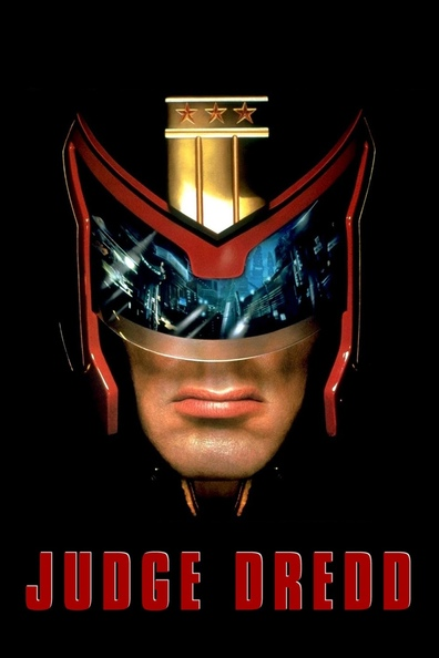 Movies Judge Dredd poster
