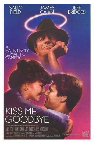 Movies Kiss Me Goodbye poster