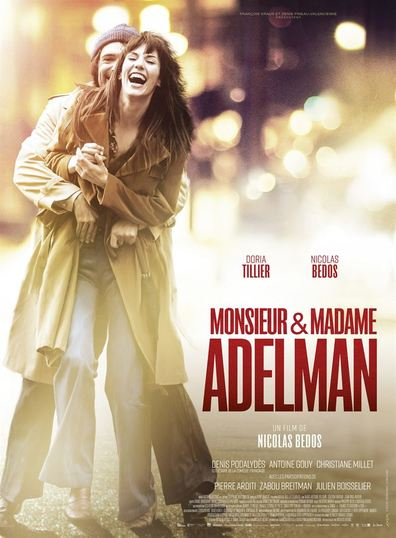 Mr & Mme Adelman cast, synopsis, trailer and photos.