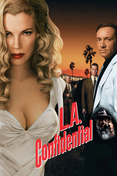 Movies L.A. Confidential poster