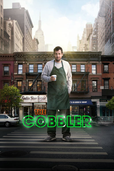 Movies The Cobbler poster