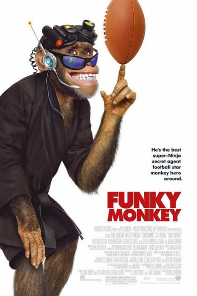 Movies Funky Monkey poster
