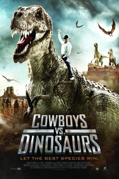 Cowboys vs Dinosaurs cast, synopsis, trailer and photos.