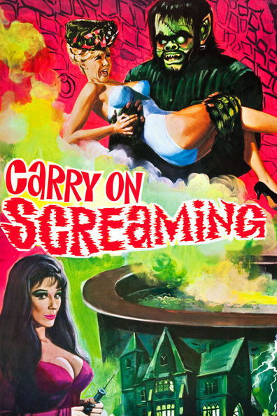 Carry on Screaming! cast, synopsis, trailer and photos.